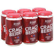 Bishop Cider Crackberry 12 oz Cans