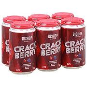 Bishop Cider Crackberry 12 oz Cans