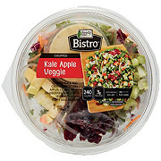 Bistro Kale Apple Veggie Chopped Salad Bistro Bowl