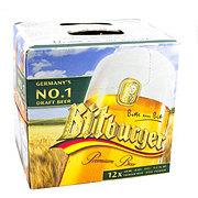 Bitburger Premium Beer 11.2 oz Bottles