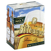 Bitburger Premium Beer 11.2 oz Bottles