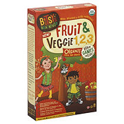 Bitsy's Brainfood Organic Fruit & Veggie 1,2,3 Cereal
