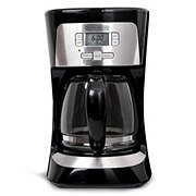 Black & Decker Black 12-Cup Programmable Coffee Maker
