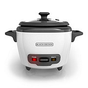 Black & Decker Home 3-Cup Rice Cooker