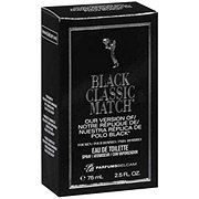 Black Classic Match Our Version Of Polo Black Eau De Toilette Spray For Men
