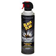 Black Flag Brand Wasp, Hornet, and Yellow Jacket Killer Insect Spray