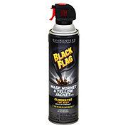 Black Flag Wasp, Hornet, and Yellow Jacket Killer Spray