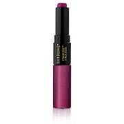 Black Radiance Dynamic Duo Balm & Gloss , Plum Orchid
