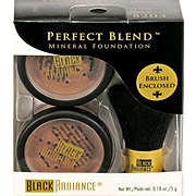 Black Radiance Perfect Blend Mineral Foundation Kit - Light