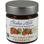 Blake Hill Peach and Ginger Conserve