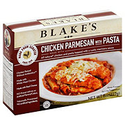 Blake's All Natural Chicken Parmesan With Pasta