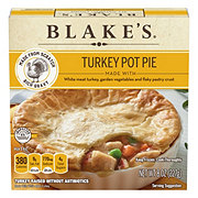 Blake's Turkey Pot Pie