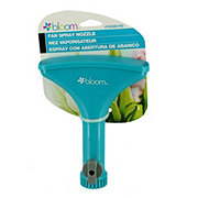 Bloom Plastic Fan Spray Nozzle, Colors May Vary