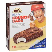 Blue Bell Krunch Bars