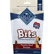 Blue Buffalo BLUE Bits Tender Beef Recipe
