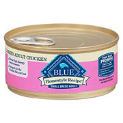 Blue Buffalo Blue Homestyle Recipe Chicken Dinner Dog Food, Small