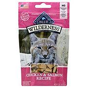 Blue Buffalo Blue Wilderness Chicken & Salmon Recipe Soft-Moist Cat Treats