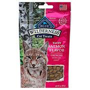 Blue Buffalo Blue Wilderness Salmon Flavor Crunchy Cat Treats
