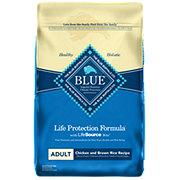 Blue Buffalo Chicken & Brown Rice Recipe Adult Dog Food