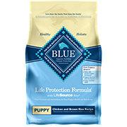 Blue Buffalo Chicken & Brown Rice Recipe Puppy Food