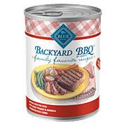 Blue Buffalo Family Favorites Backyard BBQ Dog Food