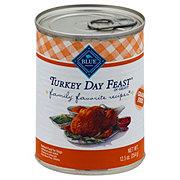 Blue Buffalo Family Favorites Turkey Day Feast Wet Dog Food