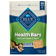 Blue Buffalo Health Bars Apple and Yogurt Dog Treats