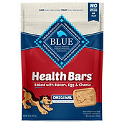 Blue Buffalo Health Bars Bacon Egg and Cheese Dog Treats