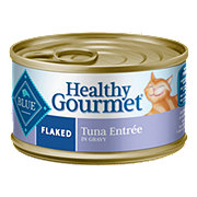 Blue Buffalo Healthy Gourmet Flaked Tuna Entree Adult Cat Food