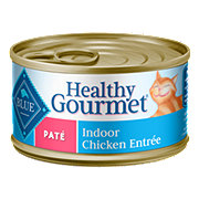 Blue Buffalo Indoor Chicken Pate Entree Adult Cat Food