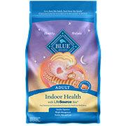Blue Buffalo Indoor Health Chicken & Brown Rice Adult Cat Food