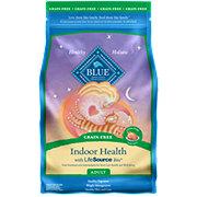 Blue Buffalo Indoor Health Grain Free Chicken Recipe Adult Cat Food