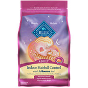Blue Buffalo Indoor Health Hairball Formula Chicken & Brown Rice Adult Cat Food
