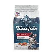 Blue Buffalo Indoor Health Salmon & Brown Rice Adult Cat Food