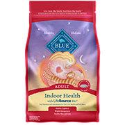 Blue Buffalo Indoor Health Salmon & Brown Rice Recipe Adult Cat Food