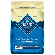 Blue Buffalo Life Protection Formula Chicken & Brown Rice Recipe Dog Food, Adult
