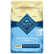 Blue Buffalo Life Protection Formula Chicken & Brown Rice Recipe Dry Puppy Food