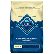 Blue Buffalo Life Protection Formula Chicken & Brown Rice Recipe Senior Dog Food