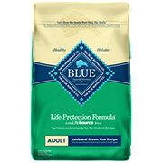 Blue Buffalo Life Protection Formula Lamb & Brown Rice Dry Dog Food