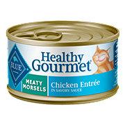 Blue Buffalo Meaty Morsels Chicken Entree Cat Food