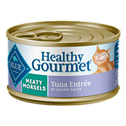 Blue Buffalo Meaty Morsels Tuna Entree Adult Cat Food