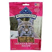 Blue Buffalo Wilderness Chicken & Salmon Recipe Soft-MoistCat Treats