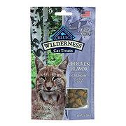 Blue Buffalo Wilderness Chicken Flavor Crunchy Cat Treats