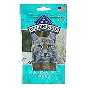 Blue Buffalo Wilderness Chicken & Trout Recipe Soft-Moist Cat Treats