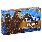 Blue Bunny Blue Ribbon Classics Caramel Crunch Bars