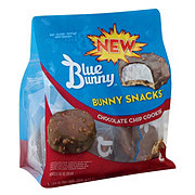 Blue Bunny Chocolate Chip Cookie Bunny Snacks