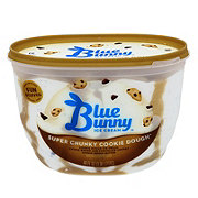 Blue Bunny Super Chunky Cookie Dough Ice Cream