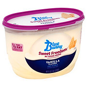 Blue Bunny Sweet Freedom No Sugar Added Light Vanilla Ice Cream