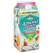 Blue Diamond Almond Breeze Unsweetened Almond Coconut Almondmilk