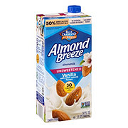 Blue Diamond Almond Breeze Unsweetened Vanilla Non-dairy Beverage
